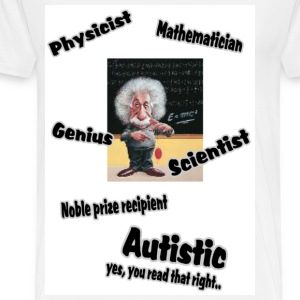 Yet it is Autism - Men's Premium T-Shirt
