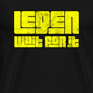 legen...wait for it - Men's Premium T-Shirt