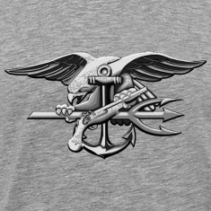 US Navy Seal Greyscale