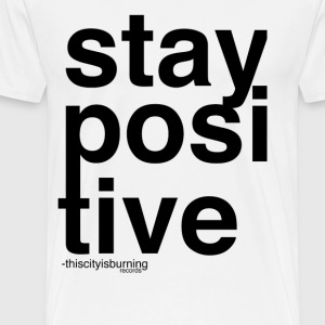 Stay Positive Sweater - Men's Premium T-Shirt