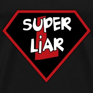 Super Liar T-Shirts - Men's Premium T-Shirt