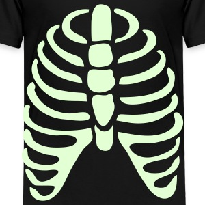 Skeleton Toddler Shirts - Toddler Premium T-Shirt