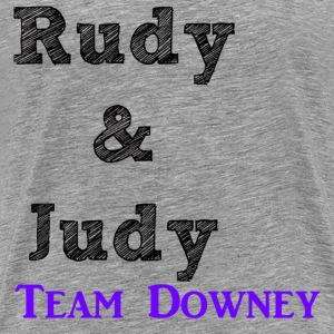 Rudy and Judy  - Men's Premium T-Shirt