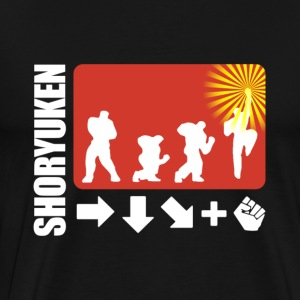 Classic Shoryuken! - Men's Premium T-Shirt
