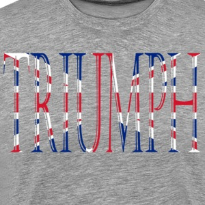 Triumph Name Flag - Men's Premium T-Shirt