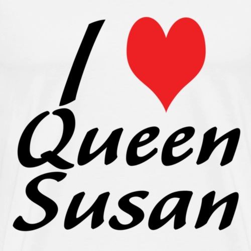 I Heart Queen Susan (Light Shirts)
