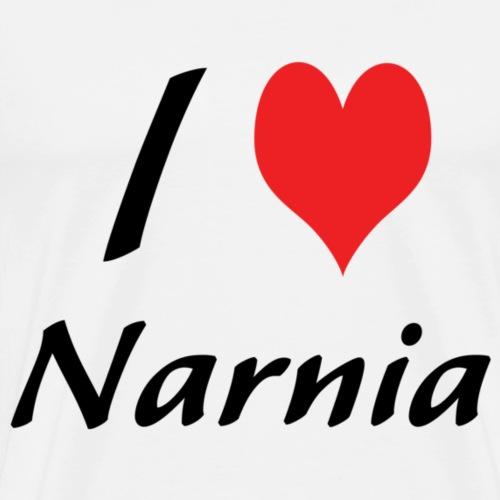 I Heart Narnia (Light Shirts)