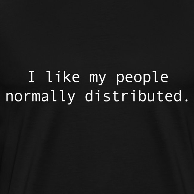 Normally Distributed