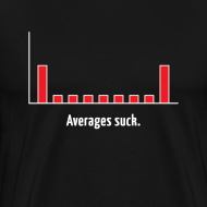 Design ~ Averages suck