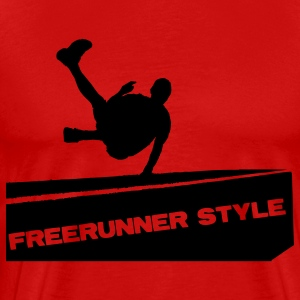 FreeRunning Style - Men's Premium T-Shirt