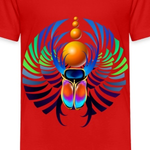 Hot Scarab - Toddler Premium T-Shirt
