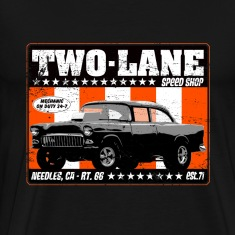 Two Lane Speed Shop