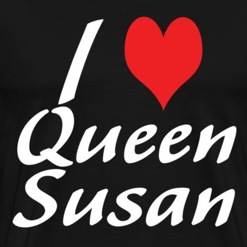 I Heart Queen Susan (Dark Shirts)