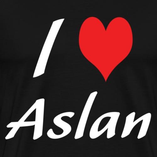 I Heart Aslan (Dark Shirts)