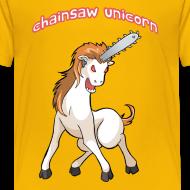 Design ~ Chainsaw Unicorn for kids!