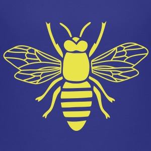 bee i love honey bumble bee honeycomb beekeeper wa Kids' Shirts - Kids' Premium T-Shirt