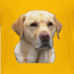 Yellow Lab Kids' Shirts - Kids' Premium T-Shirt