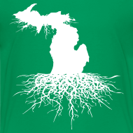 Design ~ Michigan Roots Children's T-Shirt