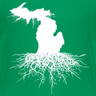 Design ~ Michigan Roots Children's T-Shirt