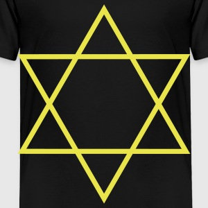 Star Of David Toddler Shirts - Toddler Premium T-Shirt
