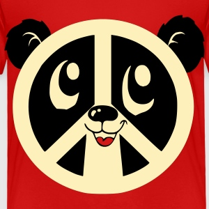 panda Toddler Shirts - Toddler Premium T-Shirt