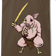 Design ~ Zombie Pigman - 3XL