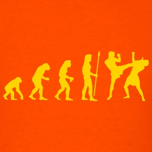 evolution_martialarts1 T-Shirts - Men's T-Shirt