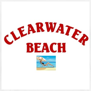 Clearwater Beach Shirt - Men's Premium T-Shirt