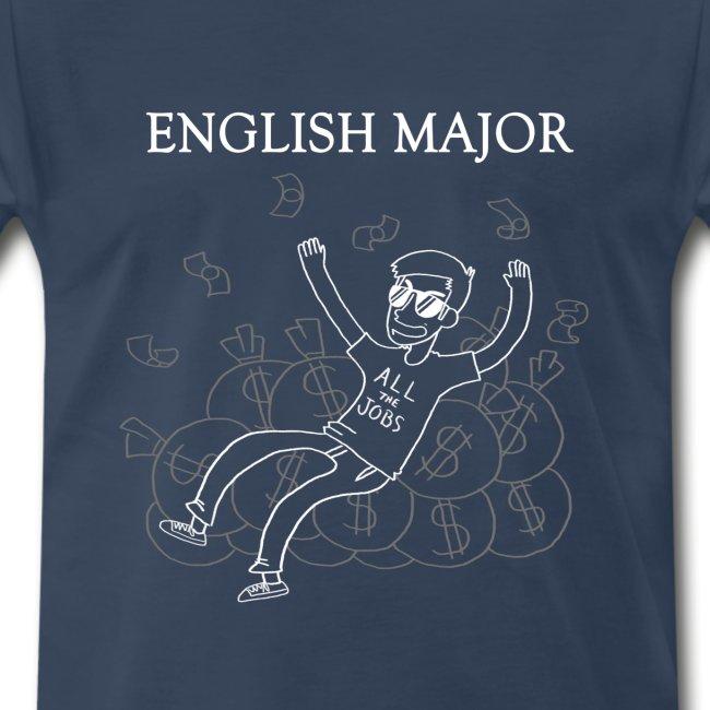 English Major Shirt