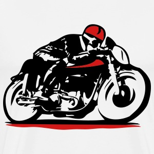Fishermans Bike - Men's Premium T-Shirt