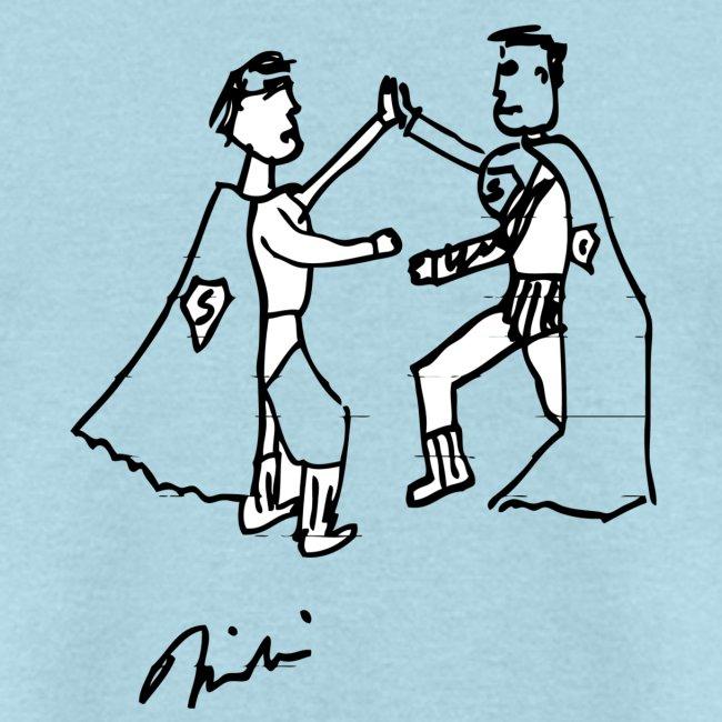 USofAnderson - 2 Supermen