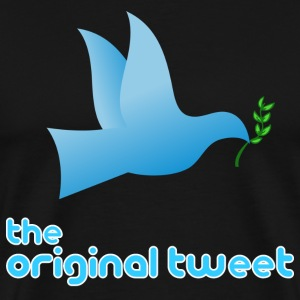 The Original Tweet - Men's Premium T-Shirt