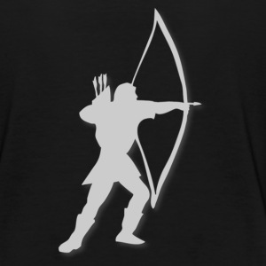 archery longbow medieval by patjila2 Toddler Shirts - Toddler Premium T-Shirt