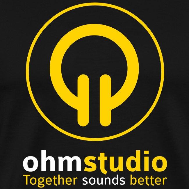 Ohm Studio Basic | Men's Premium T-Shirt