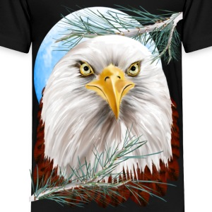 Eagle In The Pines - Toddler Premium T-Shirt