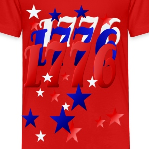 1776 - Toddler Premium T-Shirt