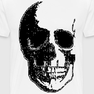 Black Skull - Men's Premium T-Shirt