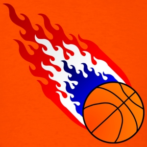 Fireball Basketball Holland T-Shirts - Men's T-Shirt