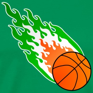 Fireball Basketball Ireland T-Shirts - Men's Premium T-Shirt