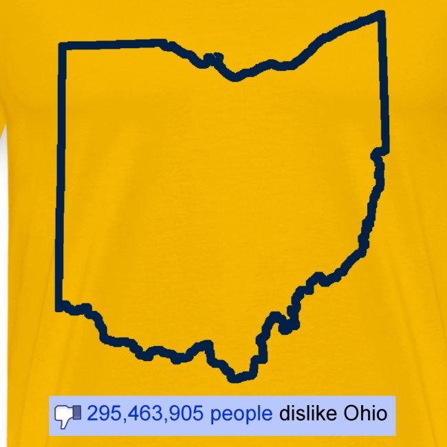 Dislike Ohio