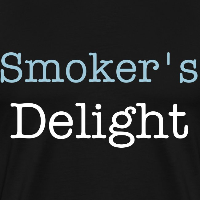 DARAJA SMOKER'S DELIGHT (BLK) T-SHIRT (1)