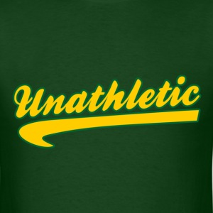 Unatheltic T-Shirt - Men's T-Shirt