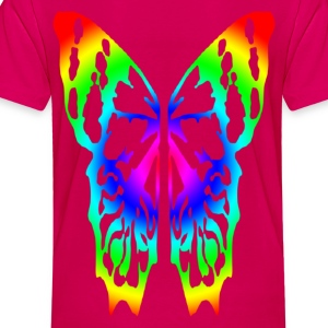 butterfly Toddler Shirts - Toddler Premium T-Shirt