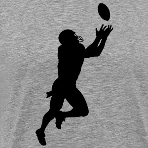 Football Player T-Shirts - Men's Premium T-Shirt