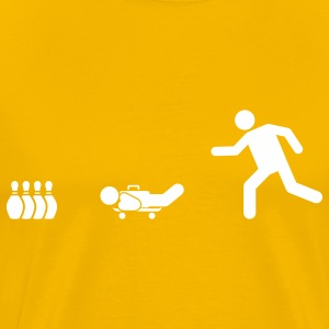 Midget Throwing T-Shirts - Men's Premium T-Shirt