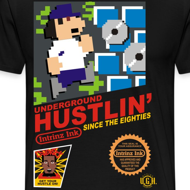 UGH - It's Just a Game Tee 3XL