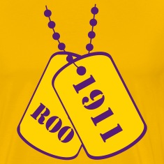 Omega Psi Phi Dog Tags