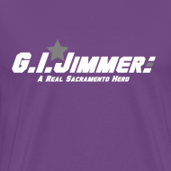 Design ~ GI Jimmer Purple Shirt