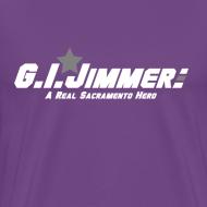 Design ~ GI Jimmer Purple Shirt