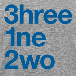 312 Area Code T-shirt - Men's Premium T-Shirt